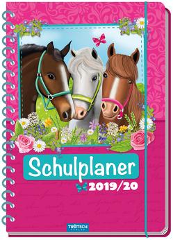 Schulplaner Pferde 2019/2020