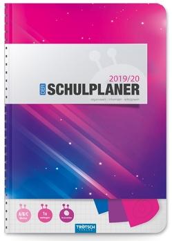 Schulplaner Pink 2019/2020