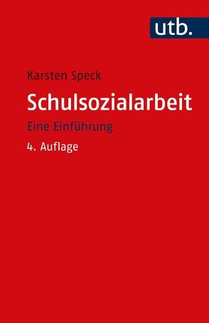 Schulsozialarbeit von Speck,  Karsten