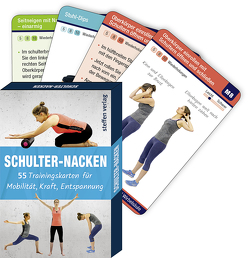 Trainingskarten: Schulter-Nacken von Thomschke,  Ronald