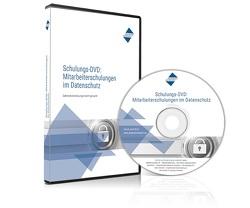 Schulungs-DVD: Mitarbeiterschulungen Datenschutz