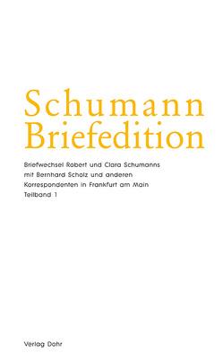 Schumann-Briefedition / Schumann-Briefedition II.16 von Eber,  Anselm, Rosenmüller,  Annegret