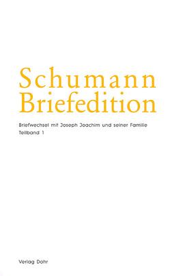Schumann-Briefedition / Schumann-Briefedition II.2 von Kopitz,  Klaus Martin