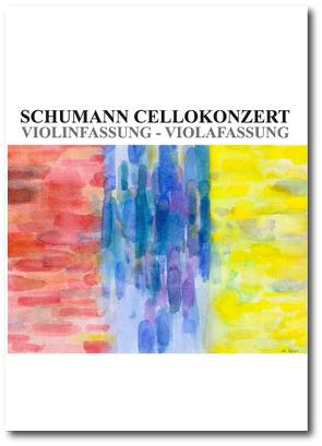 Schumann Cellokonzert von Lorkovic,  Radovan