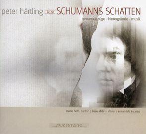 Schumanns Schatten von Härtling,  Peter, Hoff,  Mario, Klahn,  Liese