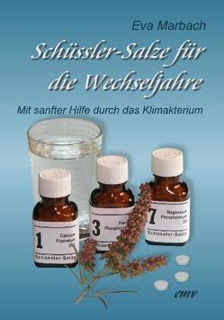 Schüssler-Salze für die Wechseljahre von Marbach,  Eva