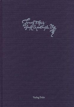 Schütz-Dokumente 1: Schriftstücke von Heinrich Schütz von Fechner,  Manfred, Heinemann,  Michael, Kremtz,  Konstanze, Schütz,  Heinrich, Sziedat,  Konrad