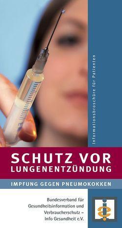 Schutz vor Lungenentzündung