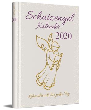 Schutzengelkalender 2020 von Schulte,  Beatrix