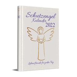Schutzengelkalender 2022 von Schulte,  Beatrix