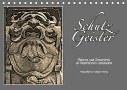 SCHUTZGEISTER 2019 (Tischkalender 2019 DIN A5 quer) von Helwig,  Adalbert