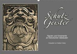 SCHUTZGEISTER 2019 (Wandkalender 2019 DIN A2 quer) von Helwig,  Adalbert