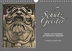 SCHUTZGEISTER 2019 (Wandkalender 2019 DIN A4 quer) von Helwig,  Adalbert