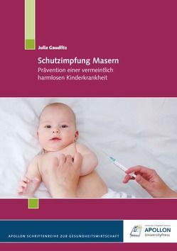 Schutzimpfung Masern von Gaudlitz,  Julia