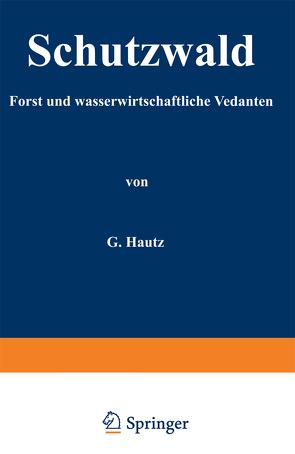 Schutzwald von Kantz,  H.
