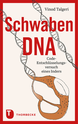 Schwaben-DNA von Talgeri,  Vinod