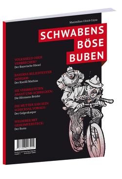 Schwabens böse Buben von Czysz,  Maximilian Ulrich