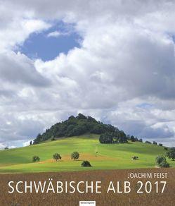 Schwäbische Alb 2017 von Feist,  Joachim