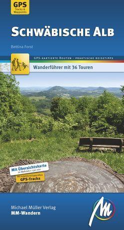 Schwäbische Alb MM-Wandern von Forst,  Bettina