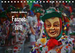 Schwäbisch alemannische Fasnet (Tischkalender 2019 DIN A5 quer) von Hoch,  Horst