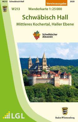 Schwäbisch Hall – Mittleres Kochertal, Haller Ebene