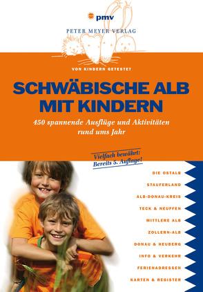 Schwäbische Alb mit Kindern von pmv
