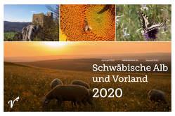 Schwäbische Alb und Vorland 2020 von Walz,  Michael