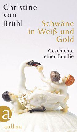 Schwäne in Weiß und Gold von Brühl,  Christine von