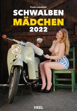 Schwalbenmädchen 2022 von Lutzebäck,  Frank