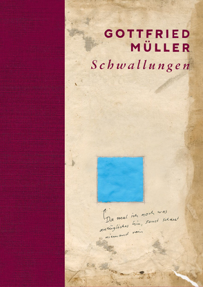 Schwallungen von Müller,  Gottfried