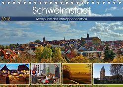Schwalmstadt – Mittelpunkt des Rotkäppchenlands (Tischkalender 2018 DIN A5 quer) von Klapp,  Lutz