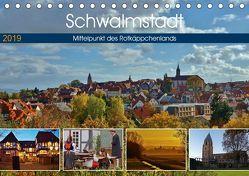 Schwalmstadt – Mittelpunkt des Rotkäppchenlands (Tischkalender 2019 DIN A5 quer) von Klapp,  Lutz