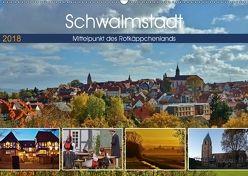 Schwalmstadt – Mittelpunkt des Rotkäppchenlands (Wandkalender 2018 DIN A2 quer) von Klapp,  Lutz