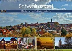 Schwalmstadt – Mittelpunkt des Rotkäppchenlands (Wandkalender 2018 DIN A3 quer) von Klapp,  Lutz