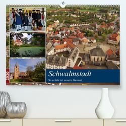Schwalmstadt (Premium, hochwertiger DIN A2 Wandkalender 2020, Kunstdruck in Hochglanz) von Klapp,  Lutz