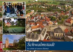 Schwalmstadt (Wandkalender 2020 DIN A2 quer) von Klapp,  Lutz