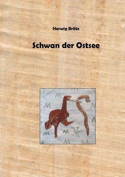 Schwan der Ostsee von Brätz,  Herwig