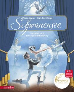 Schwanensee von Eisenburger,  Doris, Simsa,  Marko