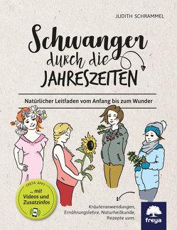 Schwanger durch die Jahreszeiten von Schrammel,  Judith