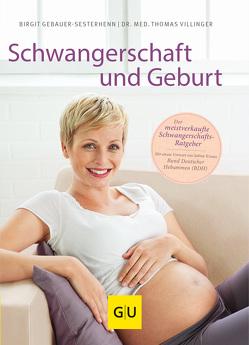 Schwangerschaft und Geburt von Gebauer-Sesterhenn,  Birgit, Villinger,  Thomas