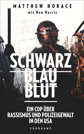 Schwarz Blau Blut von Horace,  Matthew, Oldenburg,  Volker