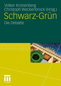 Schwarz-Grün von Kronenberg,  Volker, Weckenbrock,  Christoph