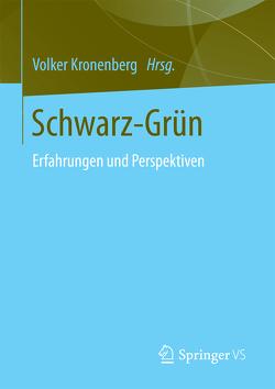 Schwarz-Grün von Kronenberg,  Volker