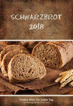 Schwarzbrot 2018 von AG WELT e.V., Lichtzeichen Verlag