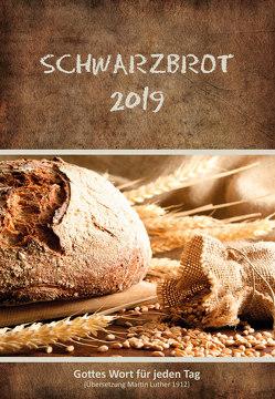 Schwarzbrot 2019 von AG WELT e.V., Lichtzeichen Verlag