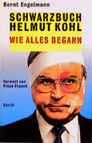Schwarzbuch Helmut Kohl von Staeck,  Klaus