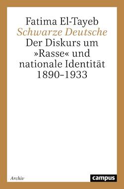Schwarze Deutsche von El-Tayeb,  Fatima