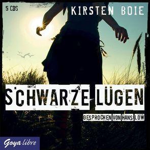 Schwarze Lügen von Boie,  Kirsten, Loew,  Hans