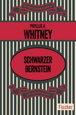 Schwarzer Bernstein von Friedmann,  Gretl, Whitney,  Phyllis A.