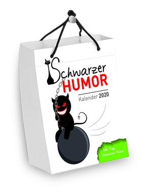 Schwarzer Humor – Abreiß-Tageskalender 2020
